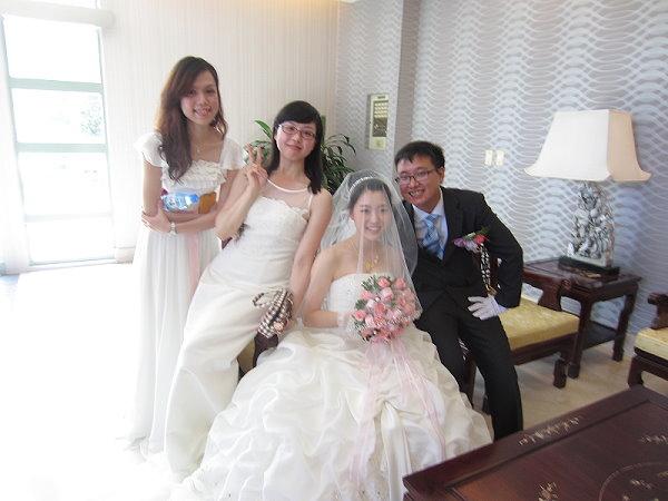我 & Ervina & 秋雅 & 柏安(1)