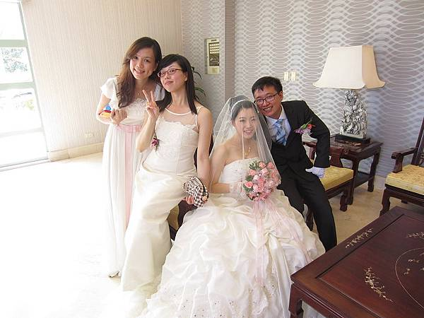 我 & Ervina & 秋雅 & 柏安(2)