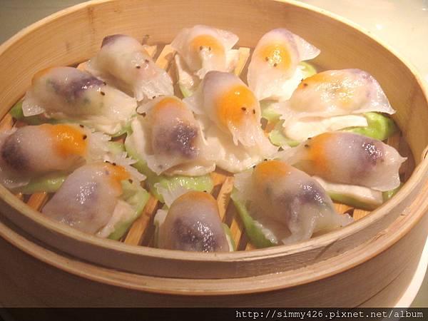 潮鯛鮮魷餃