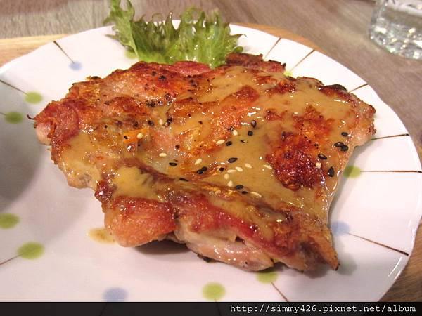 150910 貳號食茶 芝麻香煎雞腿排套餐(2).jpg