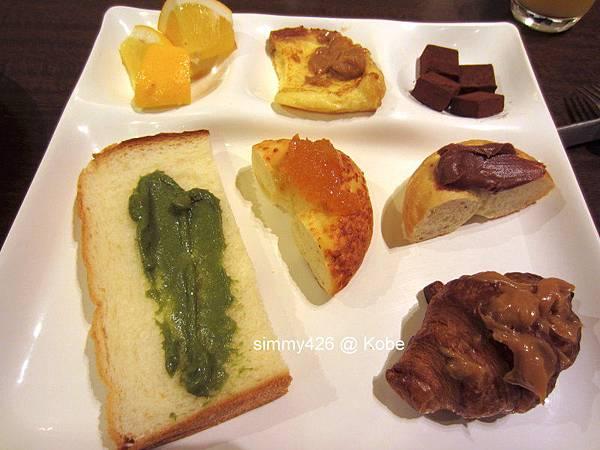 Hotel Piena Kobe 早餐(17).jpg