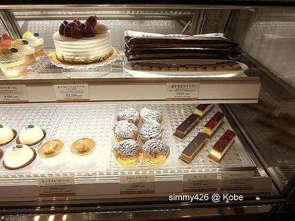 Hotel Piena Kobe 蛋糕櫃(3).jpg