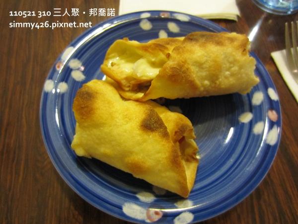 燻雞義式薄捲餅.JPG