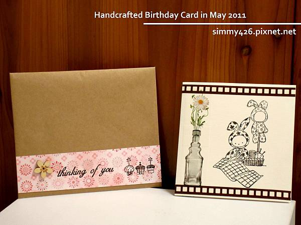 110522 Ariel 的生日卡 + 信封.JPG