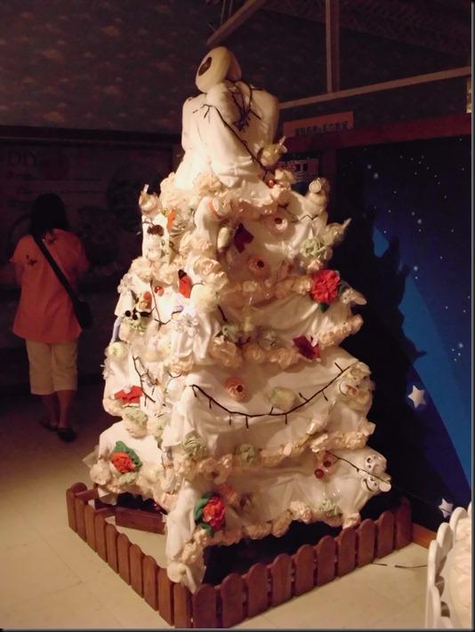 毛巾聖誕樹