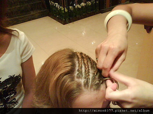 俄國人編髮