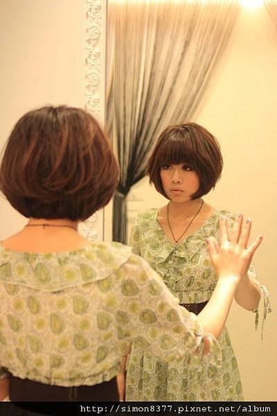 外拍 造型 髮型 概念