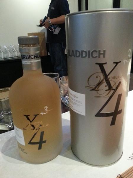 Bruichladdich X4+300