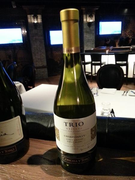 2011 Trio Chardonnay-Pinot Grigio-Pinot Blanc