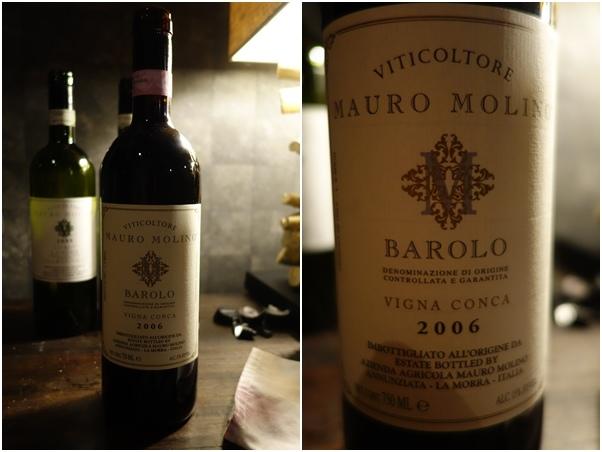2006 Mauro Molino Barolo Vigna Conca DOCG