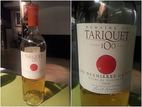 2010 Domaine du TARIQUET Les Dernieres Grives