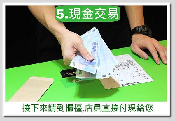 青蘋果-買賣流程圖-商品-5.現金交易.jpg