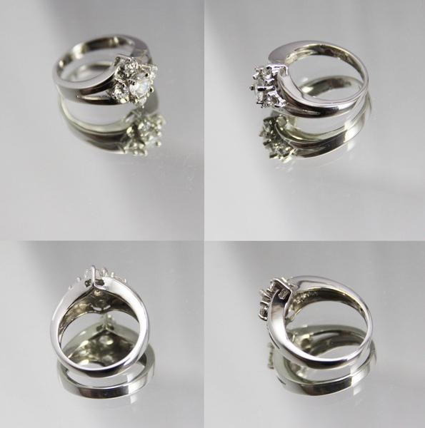 白K金 彩鑽戒指 白色氣質款2.jpg