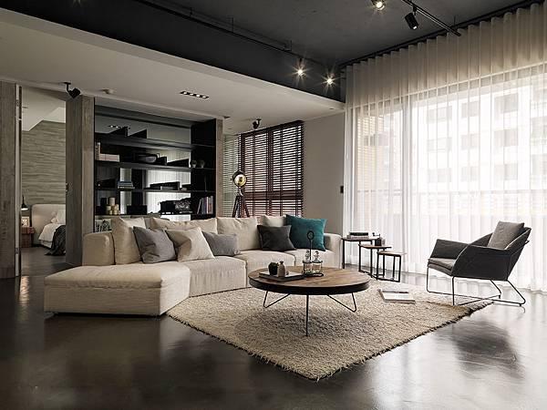 居家裝潢、現代居家風、現代風、裝潢