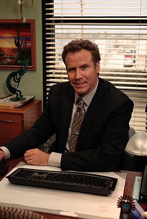 威爾法洛客串the office.JPG