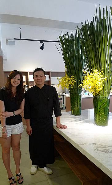 with chef