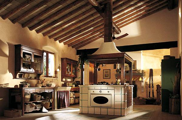country-kitchen-designs-with-islands