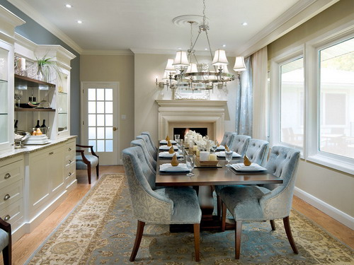 Beach-style-formal-dining-room-chandelier-images