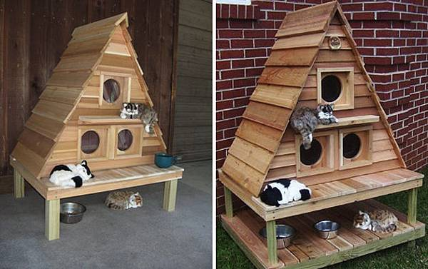 Triplex-For-Cats-A-Weatherproof-Lodge-For-Outdoor-Cats