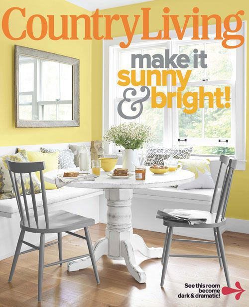 country-living-yellow-breakfast-nook