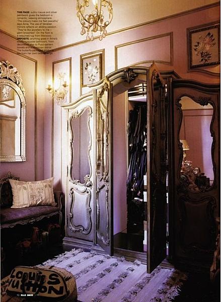 取自《獅子、女巫與魔衣櫥》故事的概念衣櫥