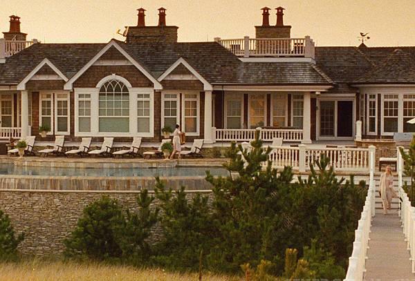藍色茉莉 美式風格 海濱住宅