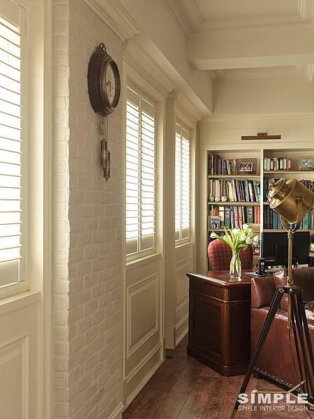 尚展設計 美式風格 美式古典 居家設計 居家風格