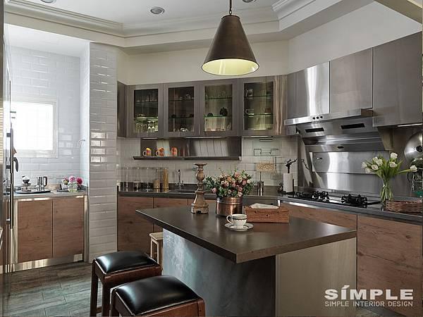尚展設計,美式風格,美式古典,室內設計,居家設計
