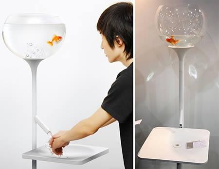gold-fish-sink