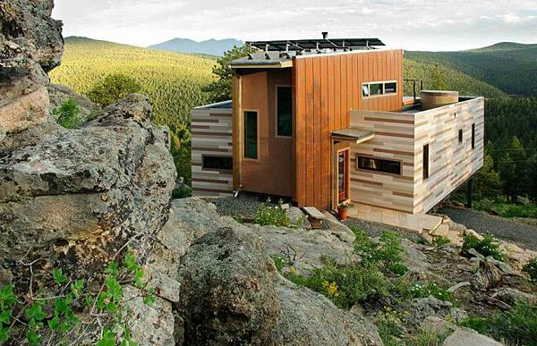 shipping container house archdaily