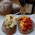 紅酒核桃麵包3