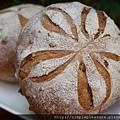 紅酒核桃麵包1