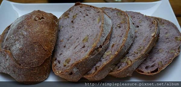 紅酒核桃麵包2