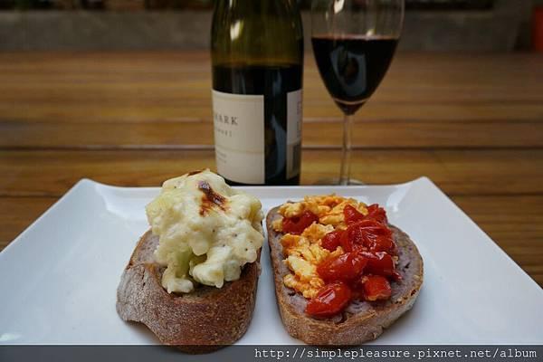 紅酒核桃麵包5