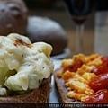 紅酒核桃麵包6