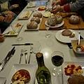 紅酒核桃麵包8