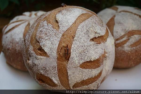 紅酒核桃麵包7