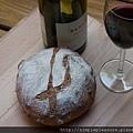 紅酒核桃麵包9