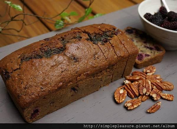 桑葚蛋糕1
