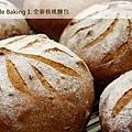 全麥核桃麵包