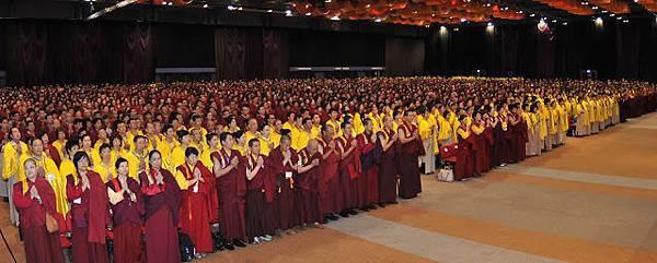 2011年度香港第三屆世界佛教大會