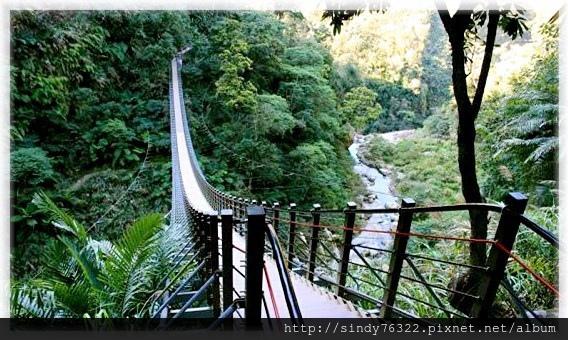 南投-竹山吊橋