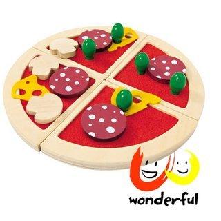 Selecta 盒裝木製披薩