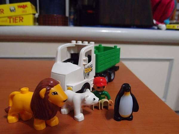 6172 動物園卡車
