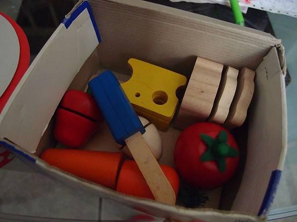 Selecta 木製野餐組