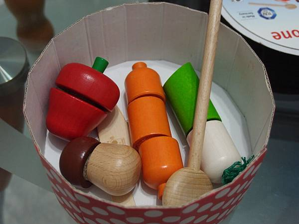 Selecta木製蔬菜濃湯遊戲組