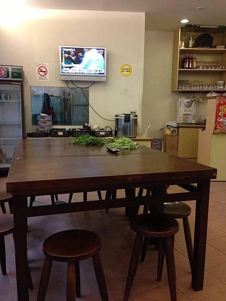 稻草人餐廳