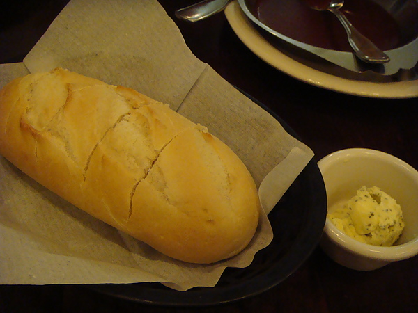TONY ROMA'S~麵包