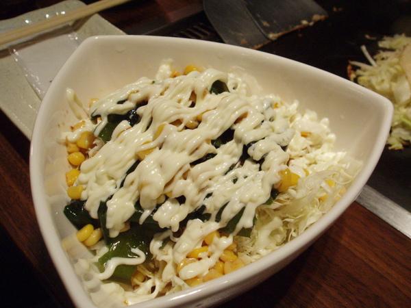 玉米海帶沙拉