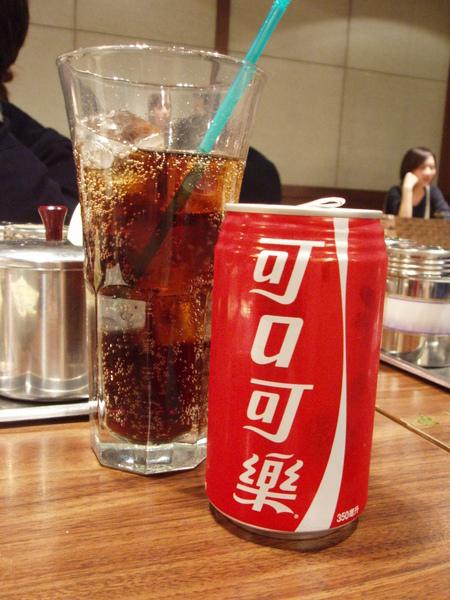 飲料~可樂